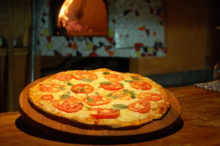pizza forno a lenha